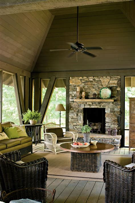 lake house interiors photos lake house decorating ideas southern living