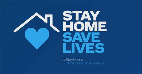 stay home save lives    images save life