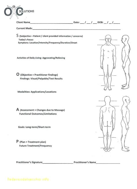 ot 425 intro to clinical documentation in occupational therapy