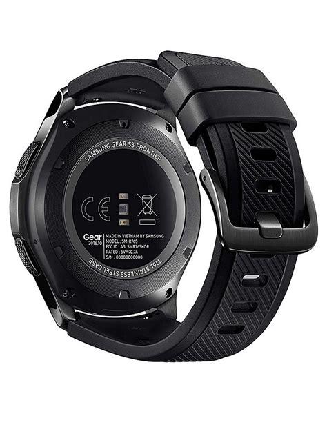 Samsung Frontier Smartwatch samsung bluetooth smartwatch gear s3 frontier schwarz