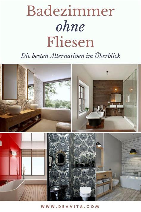 Badezimmer Fliesen Spachteln by Die Besten 25 Badezimmer Ohne Fliesen Ideen Auf