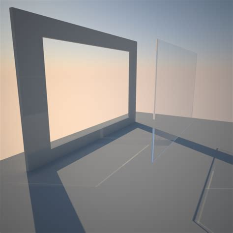 vray sketchup glass tutorial glass window glass window vray sketchup