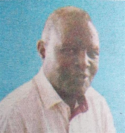 dr barnes eunice la samson mwangi mahita obituary kenya