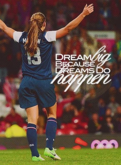 Alex morgan quotes dream big alex morgan quotes voltagebd