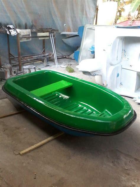 Perahu Mini Kap 4 5 Penumpang jual perahu fiber mesin tempel 2 3 4 penumpang kerajinan fiberglass 085346603232