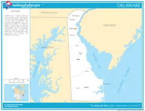 Delaware State Map by Delaware State Maps Interactive Delaware State Road Maps