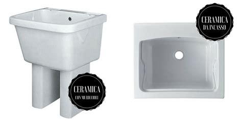 vasche in ceramica mettiamo a paragone il lavatoio in ceramica ed in resina