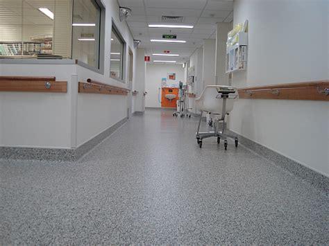 Vinyl Flooring Hospital by Etageindia