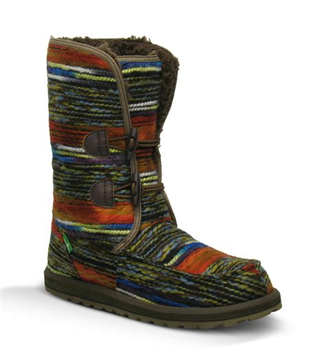 sanuk boots womens sanuk horizon s boot free shipping free returns