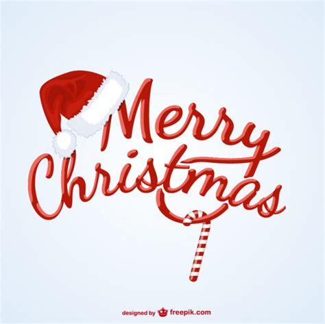 imagenes que ponga merry christmas tipograf 237 a feliz navidad vintage descargar vectores gratis