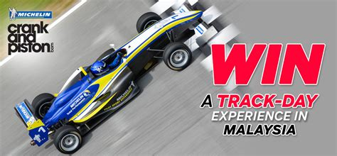 Win A Lamborghini Contest Competition Win A Track Day In Malaysia With Michelin