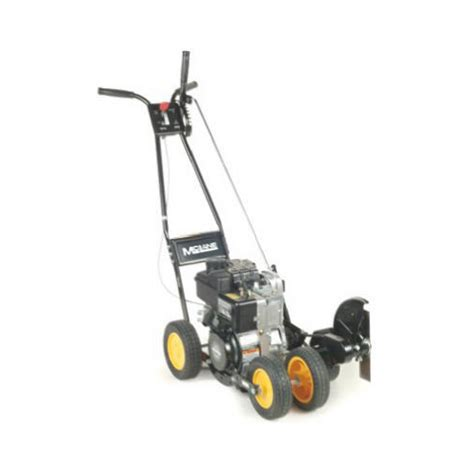 Mclane Plumbing by Mclane 3 5hp Gas Powered Edger Trimmer Briggs Stratton