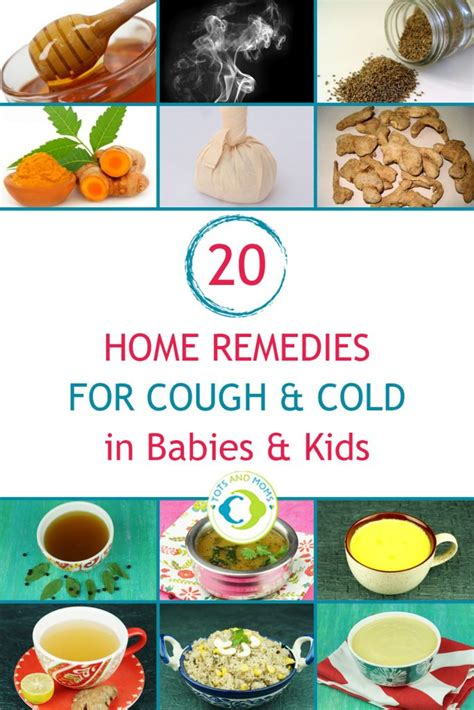 best 20 home remedies for cough and cold for babies