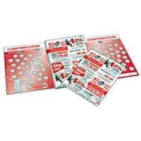 Fundraising Scratch Card Template by Fundraiser Scratch Cards