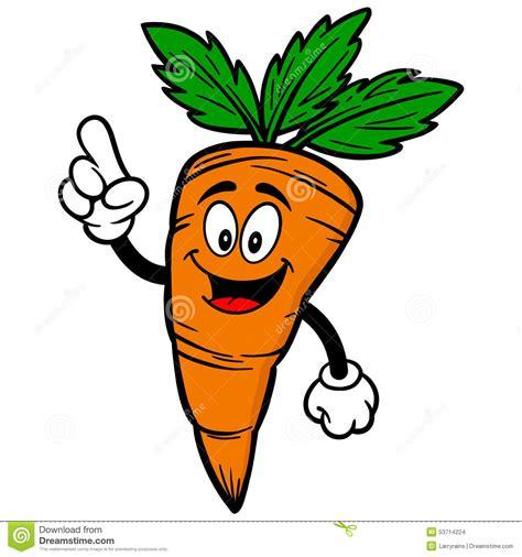imagenes de zanahorias kawaii el hablar de la zanahoria ilustraci 243 n del vector imagen