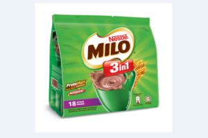 Milo Sachet 33gr X 18 chocolate powder sachet stick pack chaisang