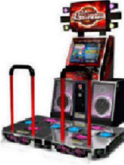 Ddr Cabinet by Revolution Yahoo Answers