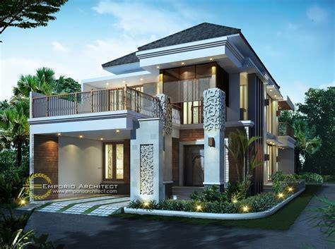 desain dapur modern mewah desain rumah mewah 1 dan 2 lantai style villa bali modern