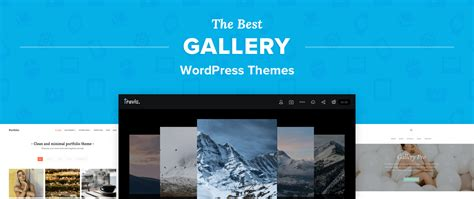 themes gallery 3 top 13 best wordpress gallery themes for portfolios art
