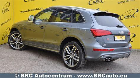 V6t Audi by Audi Sq5 V6t Quattro Automatas No 10 Brc Autocentrum