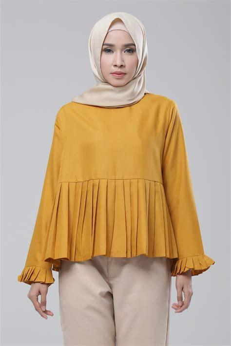 Baju Warna Merah Cocok Jilbab Warna Apa memilih jilbab yang cocok untuk baju warna kuning hijup