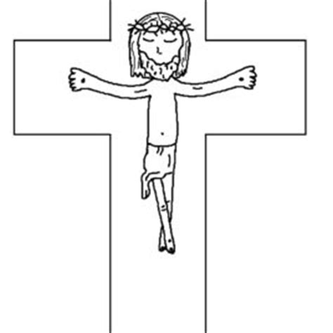 jesus died on cross coloring page cross coloring page download free cross coloring page for