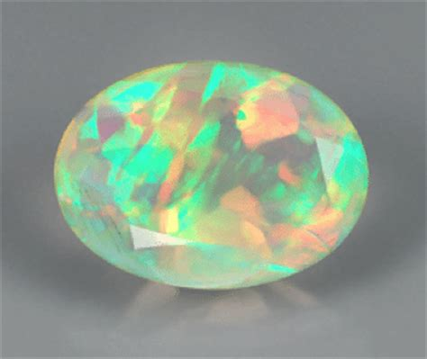 100 Ct Multi Color Fancy Opal Kalimaya Afrika 0 49 ct multicolor opal gemstone