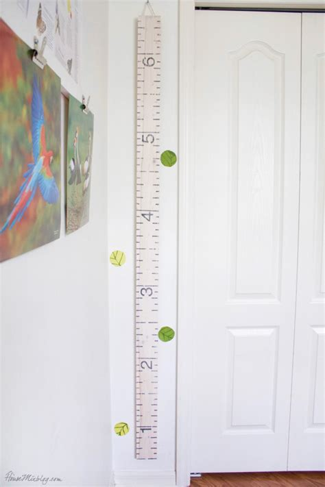 printable growth ruler printable height ruler www pixshark com images