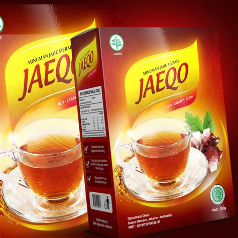 desain kemasan jahe sribu packaging design desain kemasan untuk minuman jahe