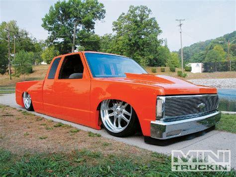 slammed s10 slammed lowrider s 10 s10 slammed mini truck