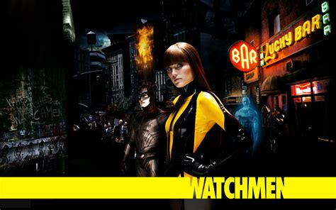 Watchmen 2009 Film Critical Review Of Movie The Watchmen 2009