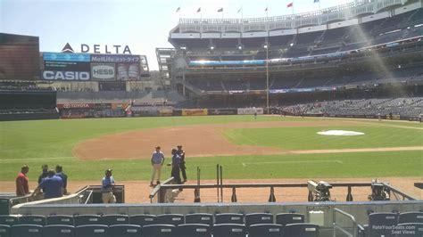 yankee stadium section 125 new york yankees yankee stadium section 125