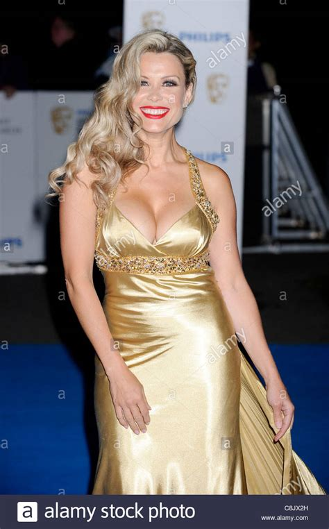 Television Awards Melinda Messenger In Ms melinda messenger at the academy television awards