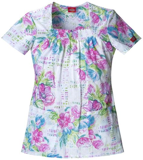 cute pattern scrub tops 17 best images about summer scrubs dickies on pinterest