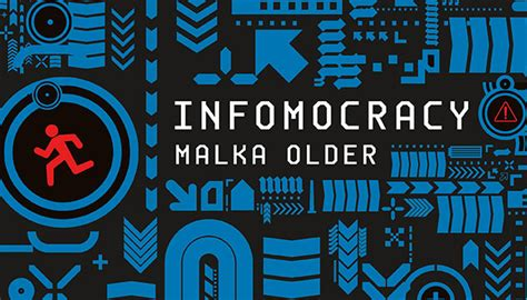 Malka Barnes Infomocracy Is A Near Future Political Thriller With