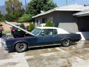1971 Pontiac Grand Prix Sj For Sale Purchase Used 1971 Pontiac Grand Prix Sj In Monrovia