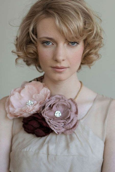 Vintage Bob Wedding Hairstyles by Wedding Hair Ideas For A Bob Haircut Hair World Magazine