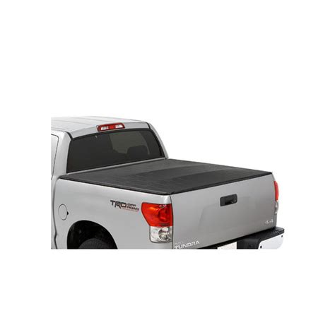 toyota tundra hard bed cover toyota tundra premium hard fold tonneau cover 2014 2016 raney s truck parts