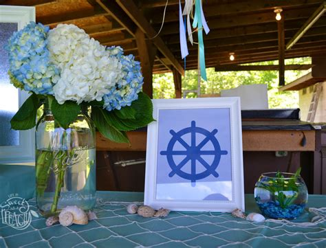 ahoy its a boy picture frame ahoy it s a boy nautical baby shower is sweet as