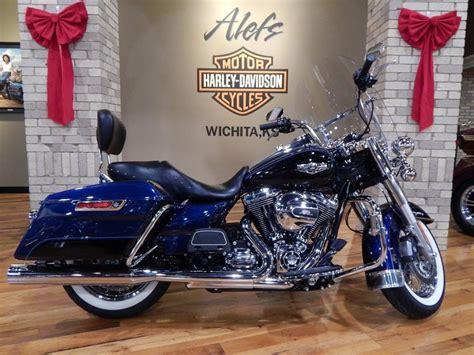 Harley Davidson In Kansas by Harley Davidson Road King Motorcycles For Sale In Wichita