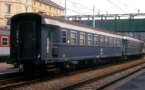 carrozze ferroviarie carrozze fs tipo 1955 e tipo 1957