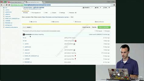 tutorial javascript library lynda creating an open source javascript library a2z p30