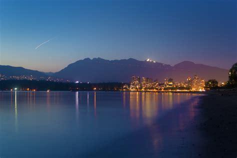 Vancouver Landscape Pictures Vancouver City Skyline Landscape Asher Isbrucker Flickr