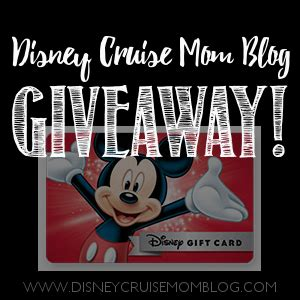 Disney Gift Card Giveaway - disney cruise mom blog i am a mom who loves all things disney but especially