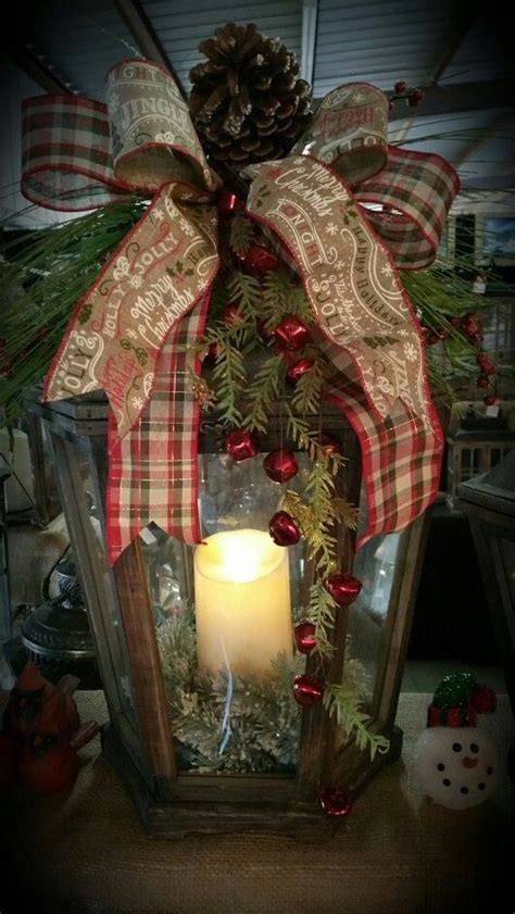 decorating a steel barn for christmas wooden and metal lantern with floral accent by tim home decor ideas