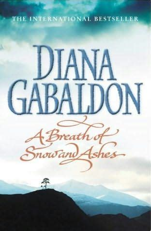 pin by solange claire on book cover ideas pinterest book cover of a breath of snow and ashes gabaldon diana