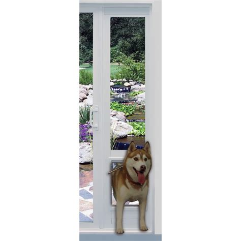 vinyl pet patio door vpp vinyl pet patio door 80 quot large healthypets