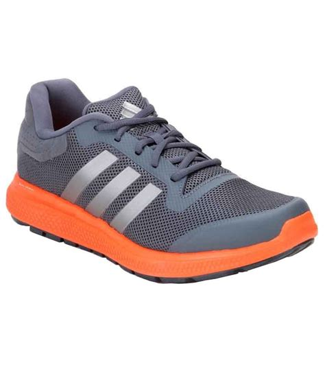 sport shoes adidas price adidas gray sports shoes available at snapdeal for rs 7599