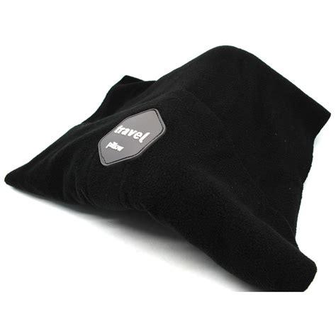 trtl bantal selimut leher travel pillow black