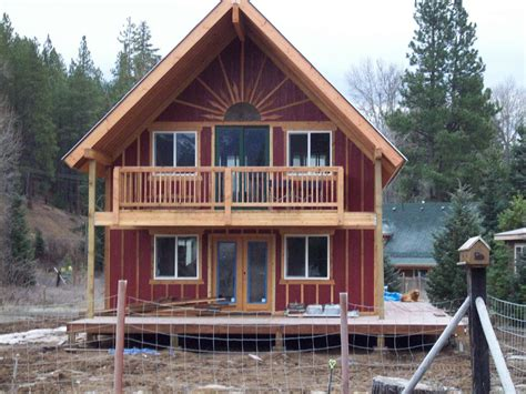 small cabin home shed work small barn cabin plans